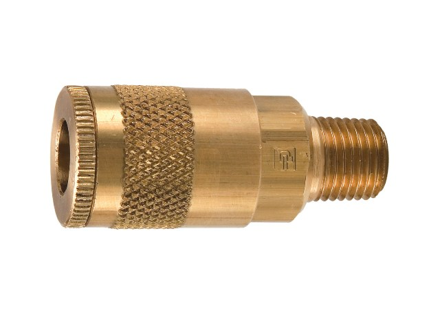 10 Series Coupler - Male Pipe