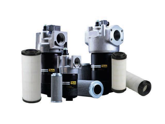 15CN Series Medium Pressure Filter