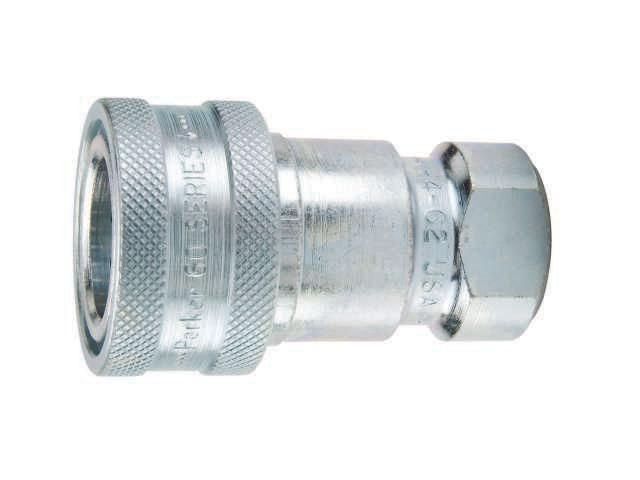 60 Series Coupler - Female Pipe