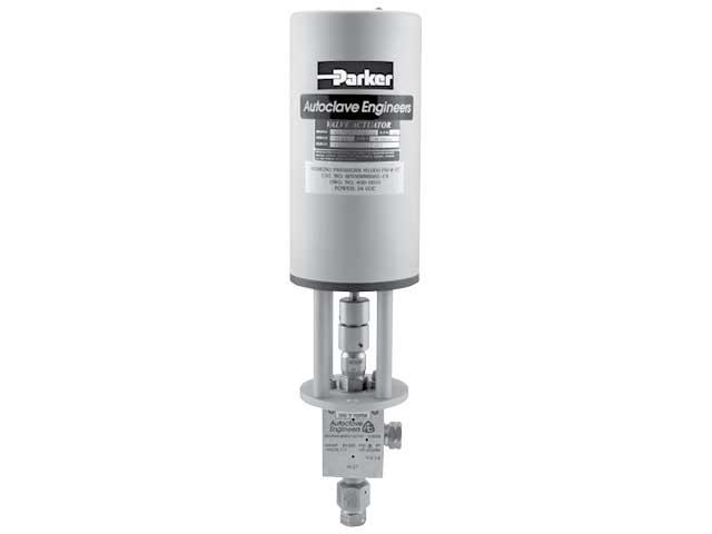 Autoclave Engineers High Pressure Electric Flow Control Valve - 60VRMM