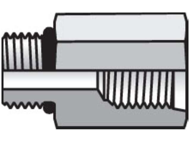 Pipe & Port Reducer, Expander, Conversion F5OG5