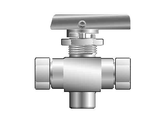 Ball Valve - Two-way - HB
