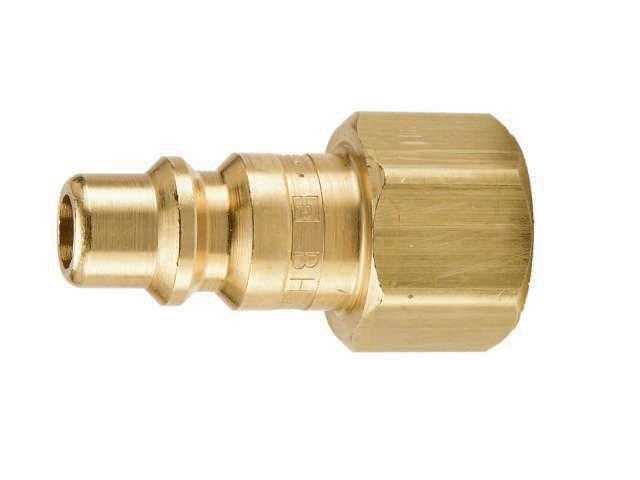 Industrial Interchange Series Nipple - Female Pipe