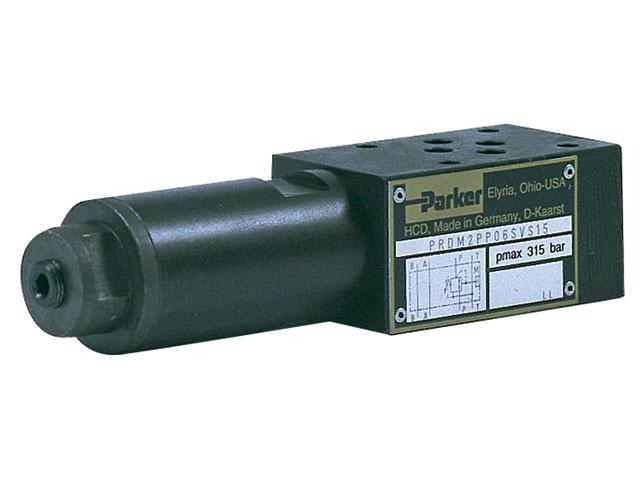 PRDM Series - Pressure Reducing - NFPA D03 (CETOP 3, NG 6)