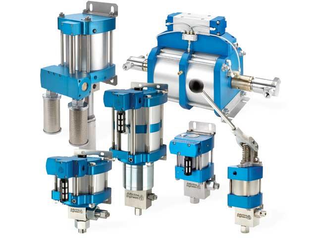 Autoclave Engineers Full Pump Rebuild Kit for High Pressure Liquid Pump Series