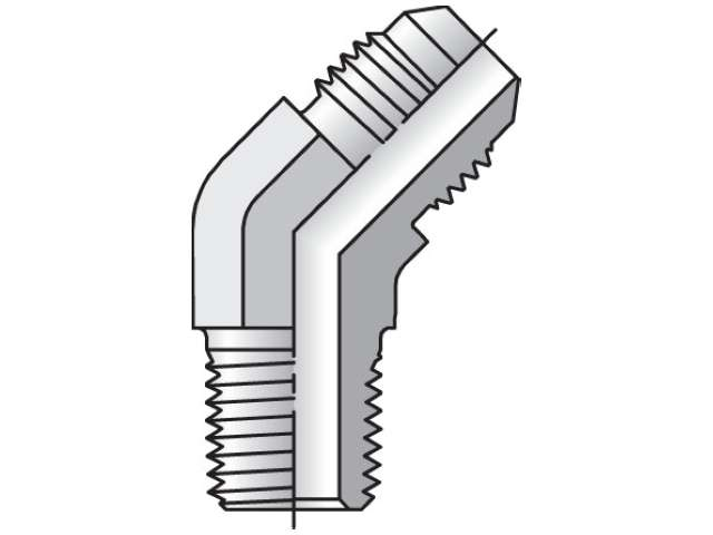 Triple-Lok 37° 45° Elbow VTX