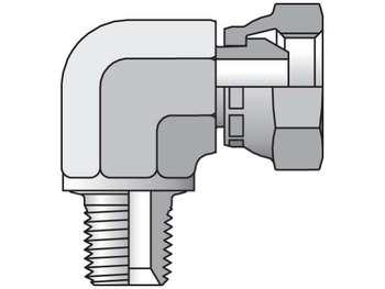 Pipe Swivel 90° Elbow 2107