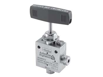 Autoclave Engineers High Pressure Needle Valve - 30VM