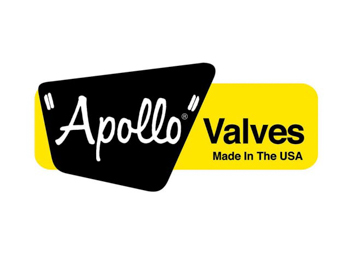 Apollo 89-544-14A Ball Valve With Spring Return Yellow Grip Handle 3/4 NPT 2000 WOG WCB Carbon Steel