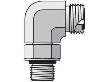 Seal-Lok ORFS 90° Elbow C5OLO