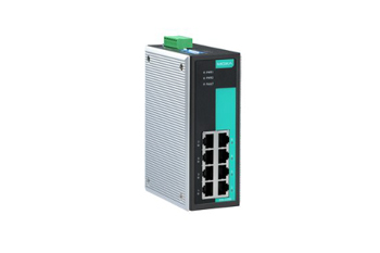 Moxa EDS-G308-T 8G-port full Gigabit unmanaged Ethernet switches