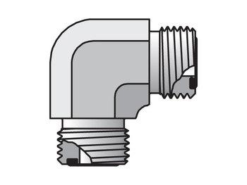 Seal-Lok ORFS 90° Elbow ELO