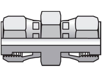 Seal-Lok ORFS Straight Swivel HL6