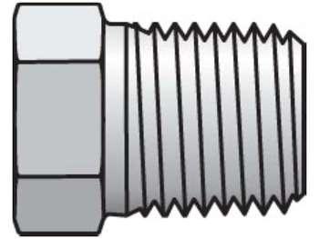 Pipe & Port Plug and Cap HP