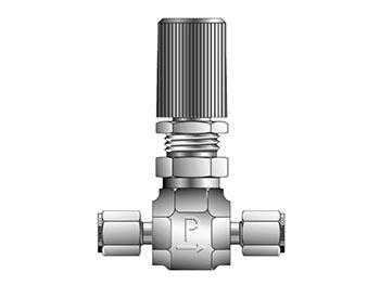 Metering Valve - Inline - HR