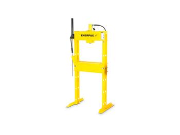 Enerpac IPE-2505 Hydraulic Press H-Frame Single Acting 25 Ton Welded Frame Series IP