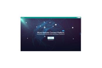 Moxa MRC-Server License Remote connection management platform for secure remote access