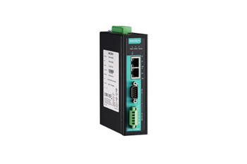 Moxa NPort IA5150AI-T 1, 2, and 4-port serial device servers for industrial automation