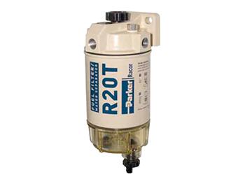 230r122 racor aquabloc�ii compact diesel fuel filter water dodge diesel fuel filter 230r122 racor aquabloc�ii compact diesel fuel filter water separator spin on filter 230r122