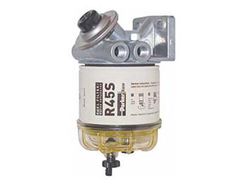 Diesel Fuel Filter >> 445r2 Racor Diesel Fuel Filter Water Separator 445r2