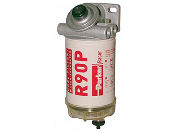 Racor sel Fuel Filter/Water Separator - 490R30 on