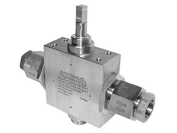 Autoclave Engineers 2-Way Subsea Ball Valve - S2B12