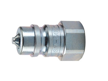 SM Series Nipple - Female Pipe