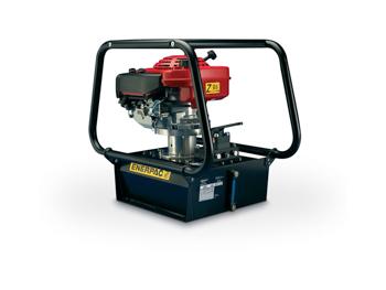 Zg5420mx R Enerpac Z Cl Gasoline Hydraulic Pump With Honda Motor 4 Cycle Series Zg5