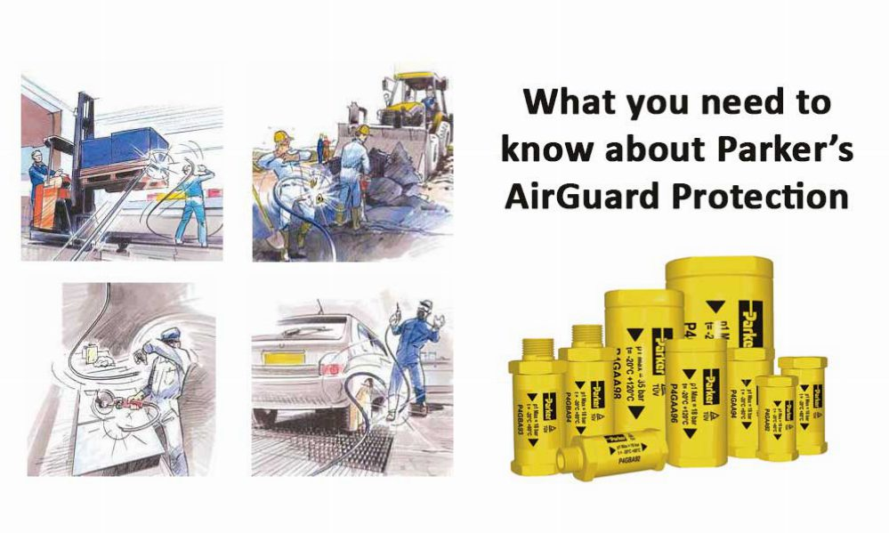 parker airguard protection system