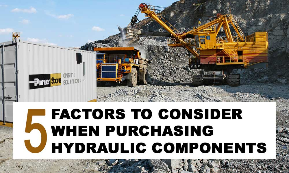 quality hydraulic components