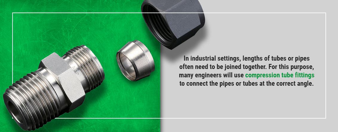 What are single and double ferrule fittings