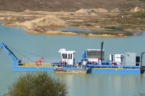 Dredging Repair and Automation Upgrade   RG Group
