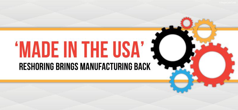 reshoring manufacturing
