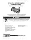 AT03 & AT05 Series Compressors Operation & Maintenance Manual