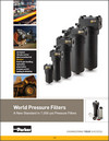Parker WPF Series World Pressure Filters