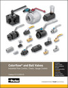 Colorflow Metering Valves
