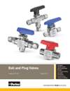 Parker Instrumentation Ball and Plug Valves