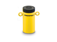 Enerpac CLL-502 High Tonnage Lock Nut Hydraulic Cylinder Single Acting 50 Ton Steel Series CLL