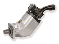 F1 Fixed Displacement Parker VOAC Bent-Axis Truck Pump