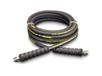 Enerpac H-9220 High Pressure Hydraulic Hose Assembly 1/4 Hose ID X 3/8 NPTF X 3/8 NPTF X 20 FT Rubber