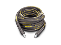 Enerpac H-9350 High Pressure Hydraulic Hose Assembly 3/8 Hose ID X 3/8 NPTF X 3/8 NPTF X 50 FT Rubber