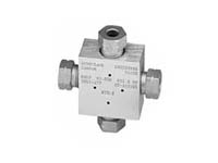 Autoclave Engineers High Pressure Cross Fitting - F