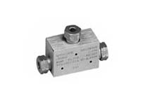 Autoclave Engineers High Pressure Tee Fitting - F