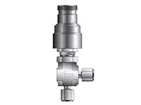 Metering Valve - Angle - HR
