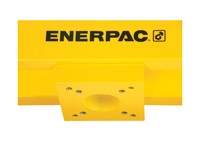 Enerpac IPA-1022 Hydraulic Press Bench Frame Single Acting 10 Ton Welded Frame Series IP