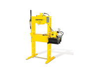 Enerpac IPA-2520 Hydraulic Press H-Frame Single Acting 25 Ton Welded Frame Series IP