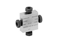 Autoclave Engineers Low Pressure Mini Series Cross Fitting