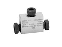 Autoclave Engineers Low Pressure Mini Series Tee Fitting