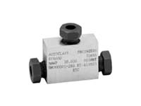 Autoclave Engineers Low Pressure Tee Fitting
