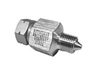Autoclave Engineers QS Series - Male / Female Adapter - QSS to Pipe